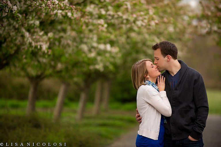 Rose &  Joe Engagement Session | Long Island Wedding Photographer