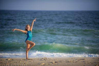 Long Island Children Photographer | Portraits of Rachael |Long Island Gymnast