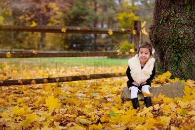 Long Island Fall Photo Session | Long Island Children Photographer