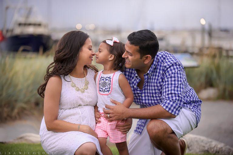 Family Portrait Session in Port Jefferson | Long Island Maternity, Children & Family Photographer