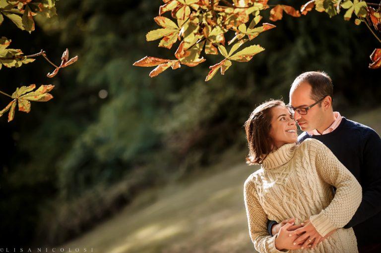 Long Island Wedding Photographer | Tracy & Michael's Engagement Session | Lloyd Harbor NY