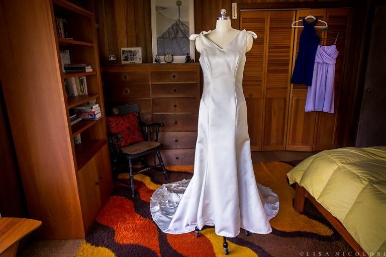 Handmade Wedding Gowns | East End Wedding Photographer