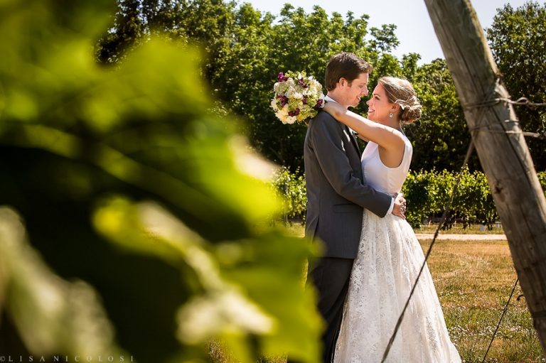 Pellegrini Vineyards Wedding