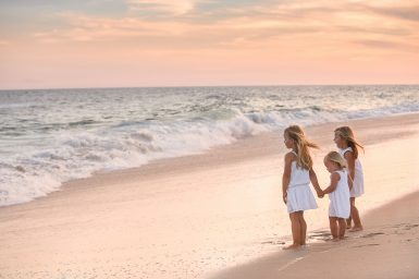 Long Island Children Photo Session at Robert Moses State Park