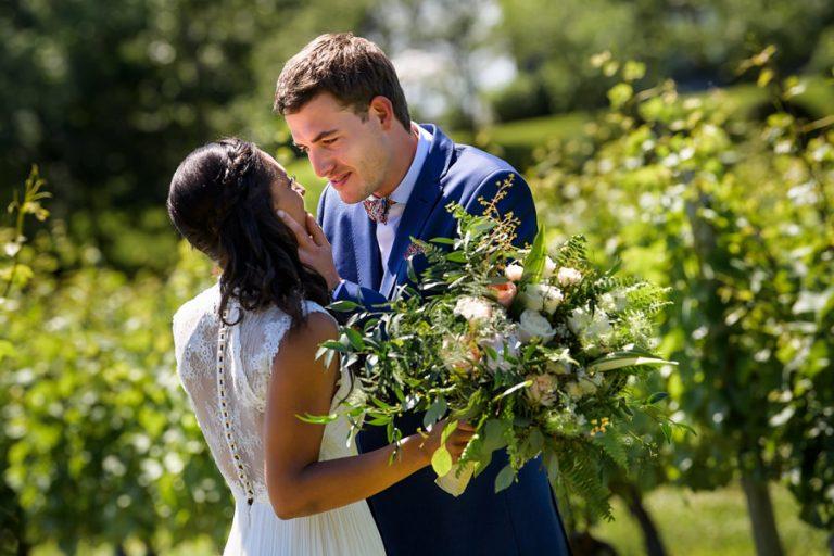 Wolffer Estate Vineyard Wedding | East End Wedding Photographer
