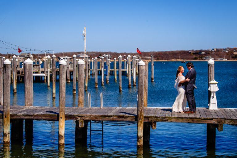 Montauk Yacht Club Wedding