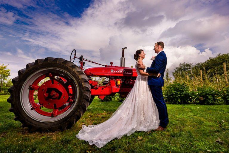 Wedding at Jamesport Manor Inn