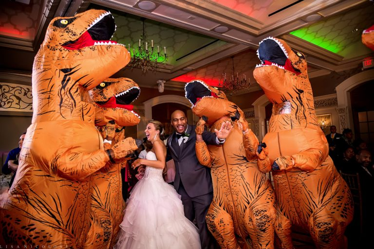 Wedding at The Larkfield