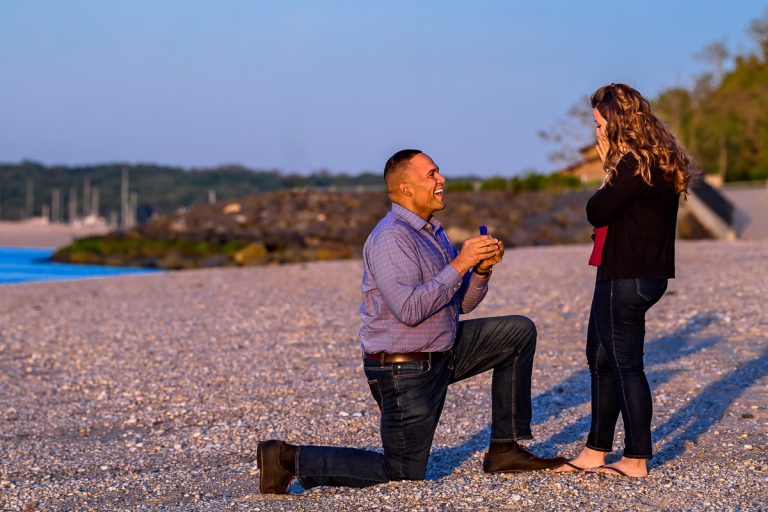 Long Island Proposal Photographer | Abrem & Andrea
