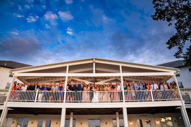 Shelter Island Wedding at The Pridwin