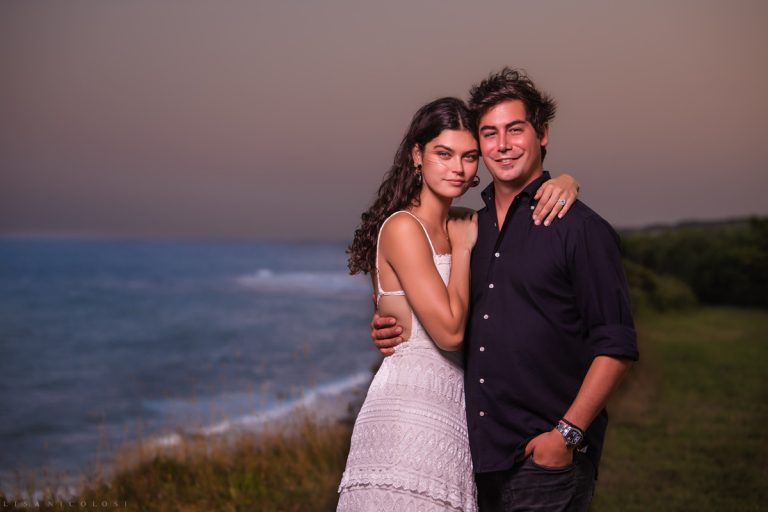 Read more about the article Montauk Proposal at George's Cafe