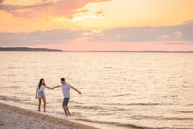 Hampton Bays Engagement Session