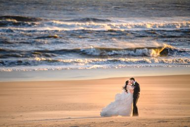 Read more about the article Gurney's Resort Wedding | Montauk Wedding Photographer