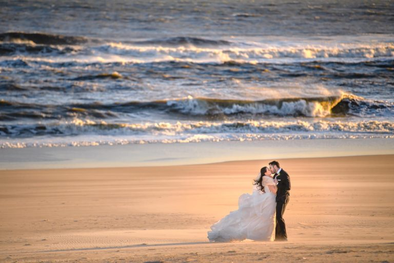 Gurney's Resort Wedding | Montauk Wedding Photographer