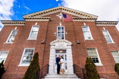 Read more about the article Islip Town Hall Wedding Photographer