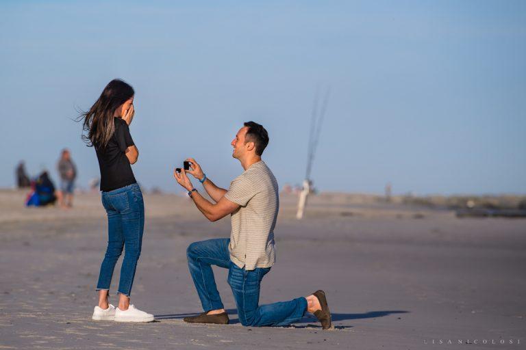Long Island Marriage Proposal | Atlantic Beach, NY