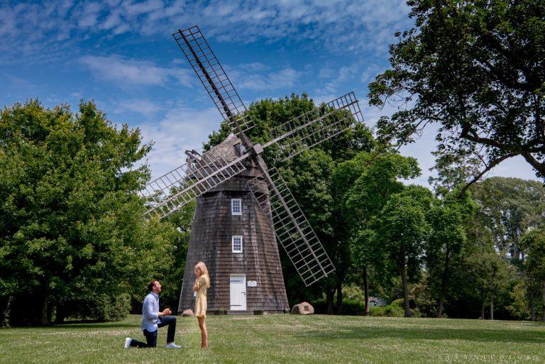 Bridgehampton Marriage Proposal | Hamptons Engagement Photographer