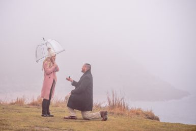 Read more about the article Rainy Day Montauk Proposal